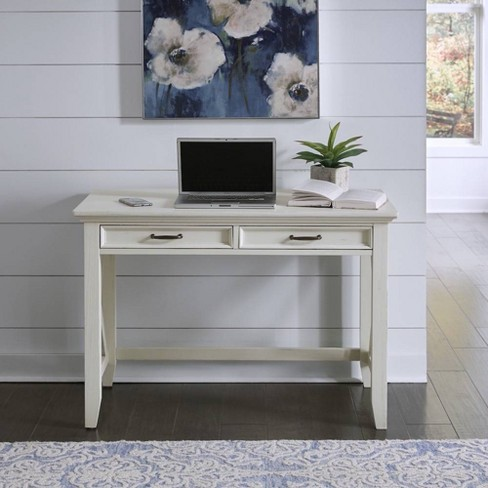 Seaside Lodge Student Desk White - Home Styles - image 1 of 2
