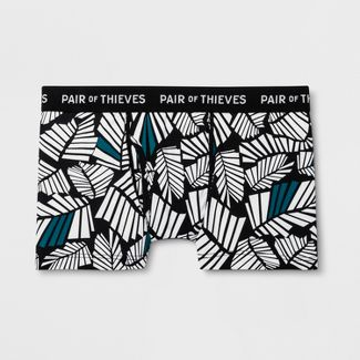 Pair of Thieves Men's SuperFit Trunks - Black XL