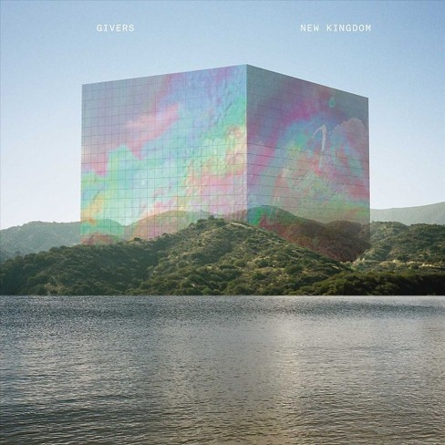 Givers - New kingdom (CD) - image 1 of 1