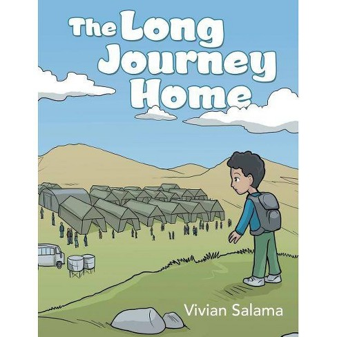 The Long Journey Home - by  Vivian Salama (Paperback) - image 1 of 1