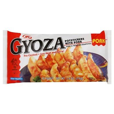 JFC Frozen Pork Gyoza - 7.6oz