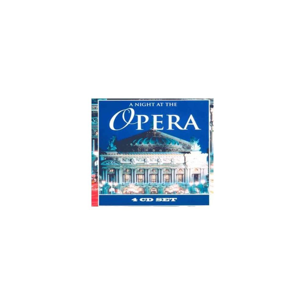 Various - Night At The Opera (CD)