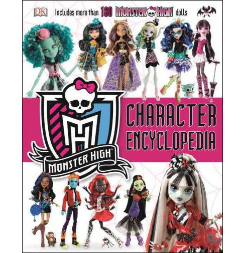 Monster High Character Encyclopedia (Hardcover) (Eric Hardie) - image 1 of 1