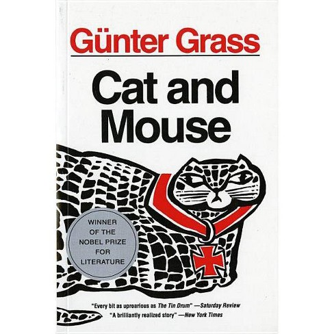 Cat and Mouse - (Danzig) by  G�nter Grass (Paperback) - image 1 of 1