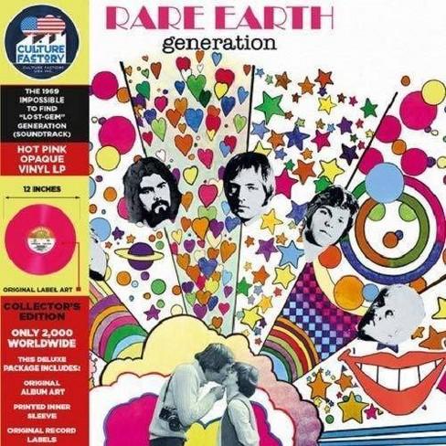 Rare Earth - Generation (OST) (Vinyl) - image 1 of 1