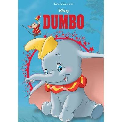 Disney: Dumbo - (Disney Die-Cut Classics) (Hardcover)