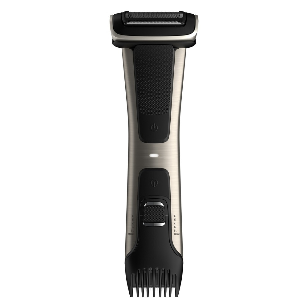 Image of Philips Norelco Bodygroom Series 7000 Men's Rechargeable Electric Trimmer - BG7030/49