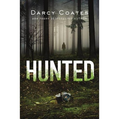 Hunted - by  Darcy Coates (Paperback)