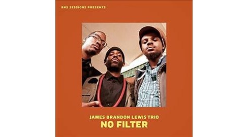 James Brandon Lewis - No Filter (Vinyl) - image 1 of 1