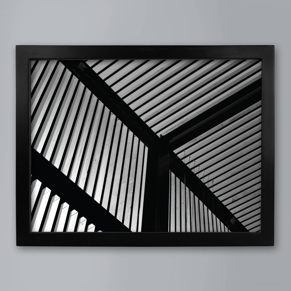 "Image of ""10"""" x 13"""" Gallery Frame Black - Made By Design"""