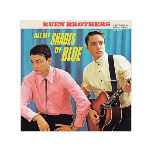 Ruen Brothers - All My Shades Of Blue (CD) - image 1 of 1