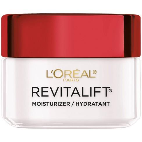 L'Oreal Paris Revitalift Anti-Wrinkle + Firming Moisturizer - 1.7oz - image 1 of 4
