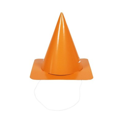 6ct Construction Cone Party Hat - Spritz™