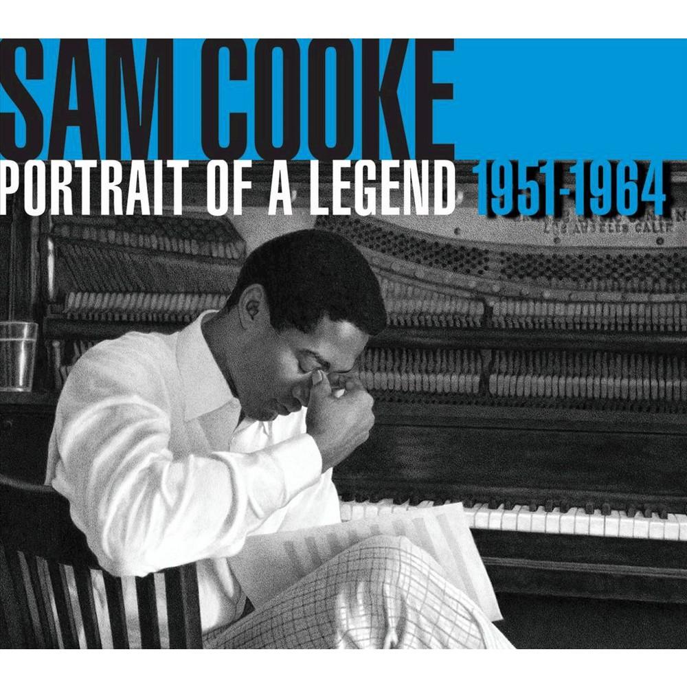 Sam Cooke - Portrait of a Legend 1951-1964 (Vinyl)
