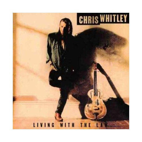 Chris Whitley - Living with the Law (Vinyl) - image 1 of 1