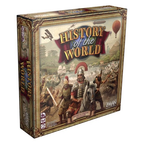 Zman Games History of the World Board Game - image 1 of 4