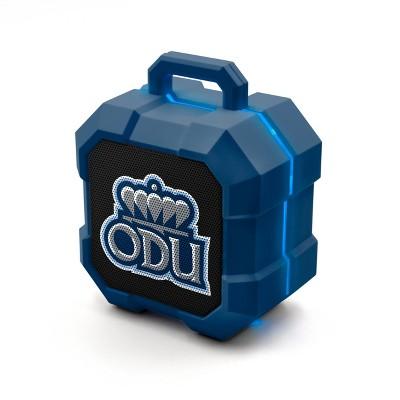 NCAA Old Dominion Monarchs LED ShockBox Bluetooth Speaker