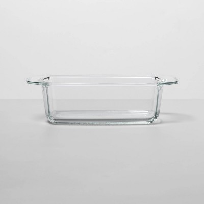 1.5qt Glass Loaf Dish - Made By Design™