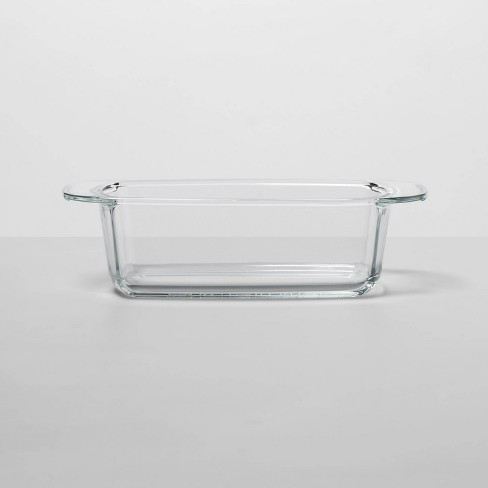 1.5qt Glass Loaf Dish - Made By Design™ - image 1 of 3