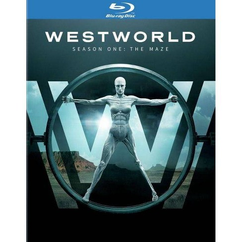 Westworld: The Complete First Season (Blu-ray) - image 1 of 1