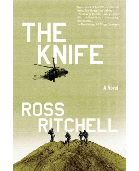Knife (Reprint) (Paperback) (Ross Ritchell) - image 1 of 1