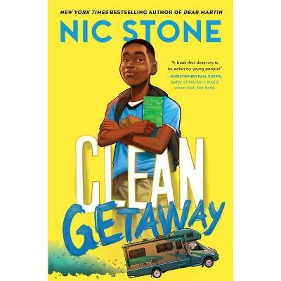 Clean Getaway - by Nic Stone