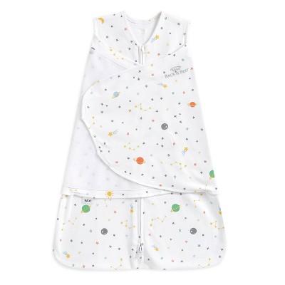 HALO Sleepsack 100% Cotton Swaddle Space - Newborn