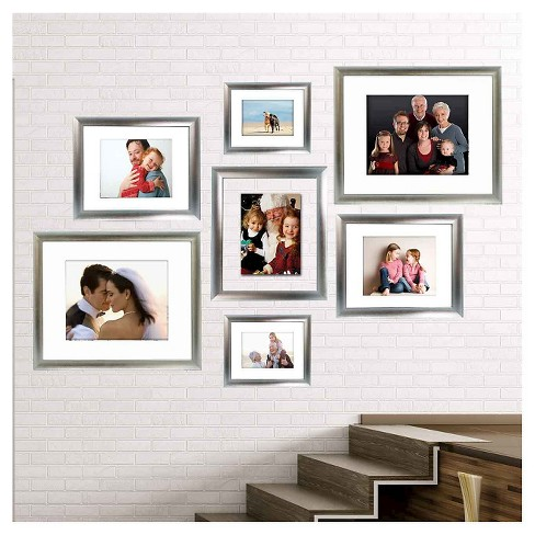 Matted Silver Frame - Threshold™ : Target