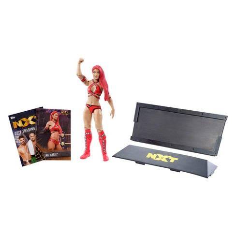 WWE NXT Takeover Basic Eva Marie Action Figure - image 1 of 3