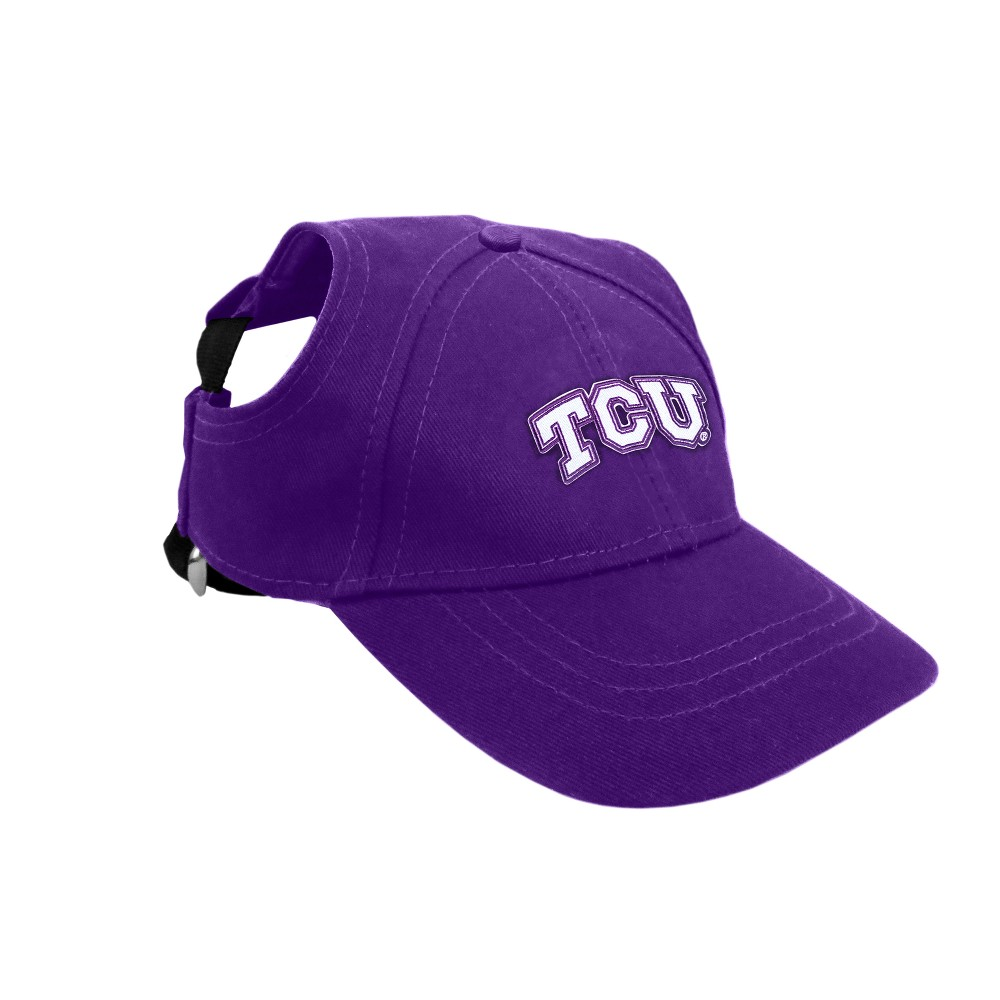 Tcu Horned Frogs Little Earth Pet Baseball Hat - M