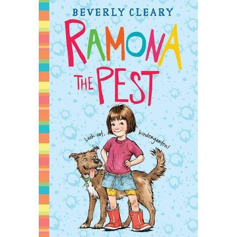 Ramona the Pest (Reprint) (Paperback) by Beverly Cleary - image 1 of 1