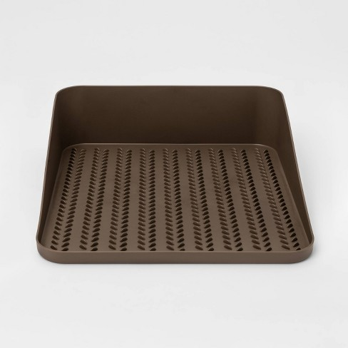 Boot Tray Brown - Threshold™ - image 1 of 3