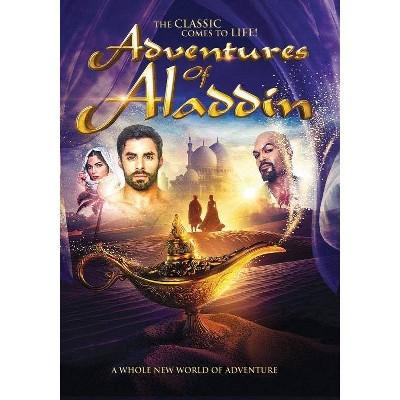 Adventures Of Aladdin (DVD)(2019)