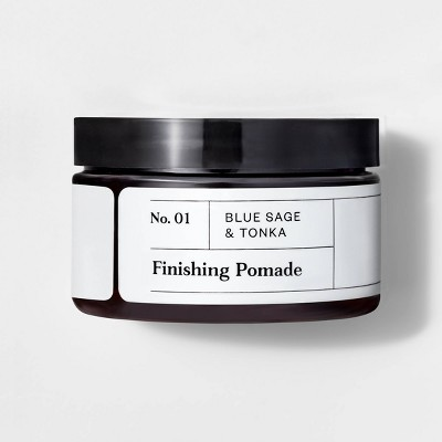 No. 01 Blue Sage & Tonka Finishing Pomade - 4oz - Goodfellow & Co™