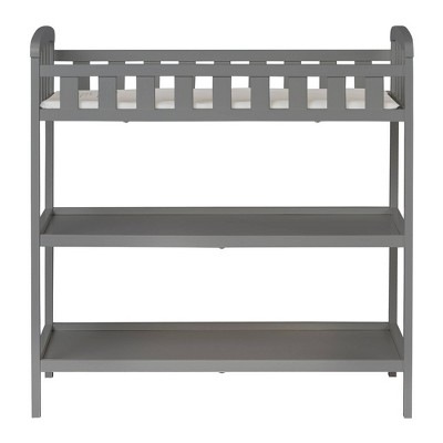 Dream On Me Emily Changing Table - Gray