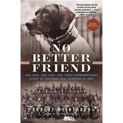 No Better Friend (Reprint) (Paperback) by Robert Weintraub