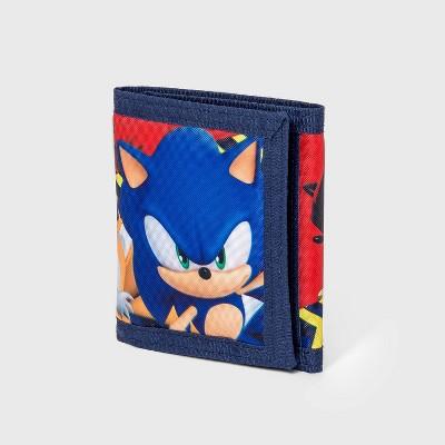 Boys' Sonic the Hedgehog Wallet