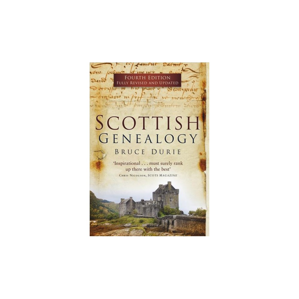 Scottish Genealogy - 4 Rev Upd by Bruce Durie (Paperback)