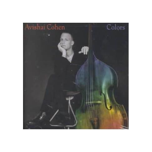 Avishai (Bass) Cohen - Colors (CD) - image 1 of 1