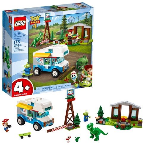 LEGO 4+ Disney Toy Story 4 Toy Story 4 RV Vacation 10769 - image 1 of 4