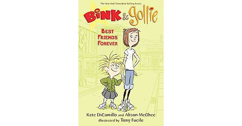 Best Friends Forever (School And Library) (Kate DiCamillo & Alison McGhee) - image 1 of 1
