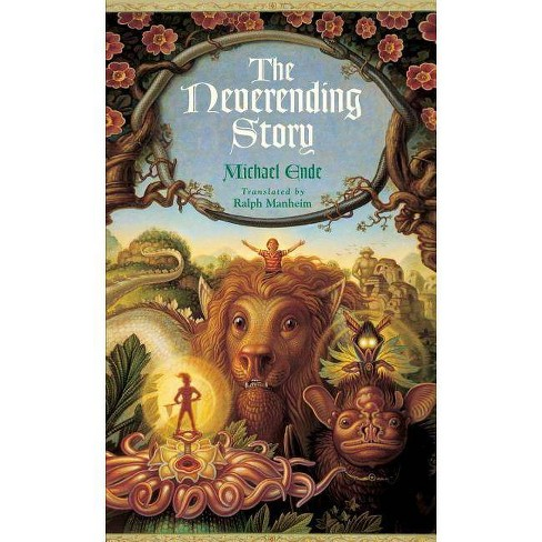 The Neverending Story By Michael Ende Paperback Target