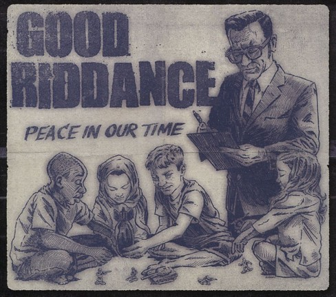 Good riddance - Peace in our time (CD) - image 1 of 1