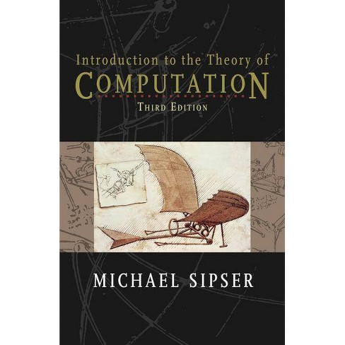 Introduction to the Theory of Computation - 3 Edition by  Michael Sipser (Hardcover) - image 1 of 1
