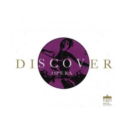 Beethoven - Discover Opera (Berlin Classics) (CD) - image 1 of 1