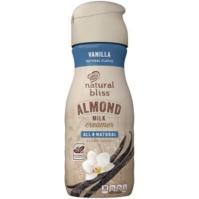 Coffee Mate Natural Bliss Vanilla AlmondMilk Coffee Creamer - 1pt
