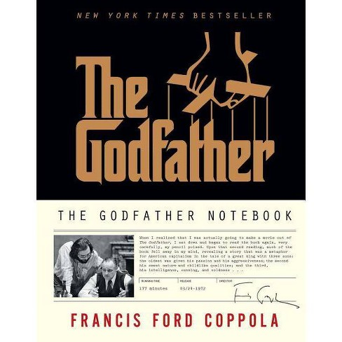 The Godfather Notebook - by  Francis Ford Coppola (Hardcover) - image 1 of 1