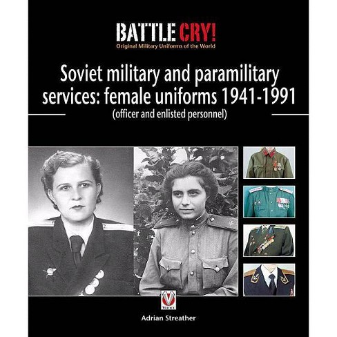 Soviet Military and Paramilitary Services - (Battle Cry! Original Military Uniforms of the World) - image 1 of 1
