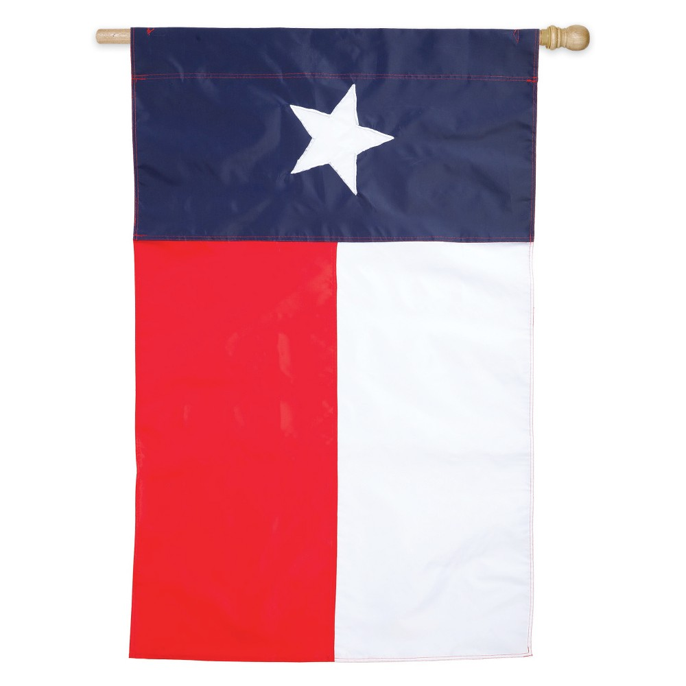 0 01 H Polyester Flag Evergreen