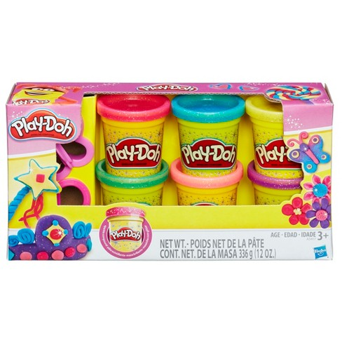 Play-Doh Sparkle Compound Collection - image 1 of 2